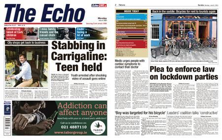 Evening Echo – June 08, 2020