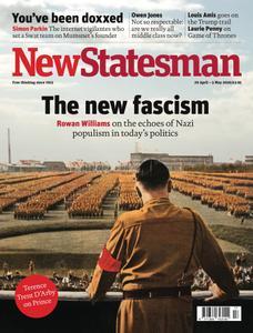 New Statesman - 29 April - 5 May 2016