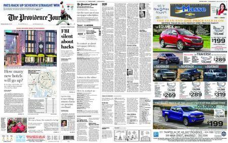 The Providence Journal – November 27, 2017