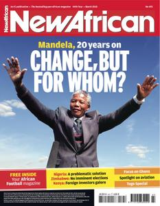 New African - March 2010