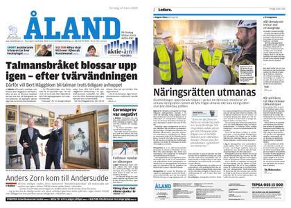 Ålandstidningen – 12 mars 2020