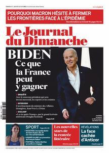 Le Journal du Dimanche - 17 janvier 2021