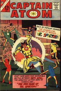 Captain Atom 81 [Charlton