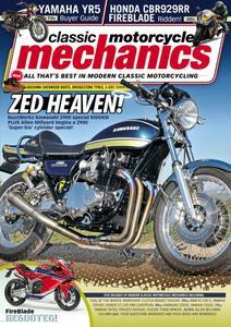 Classic Motorcycle Mechanics - March 2020