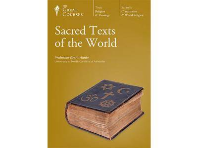 Sacred Texts of the World [repost]