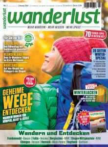 Wanderlust Germany - November 2020 - Januar 2021