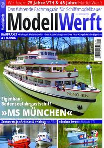 ModellWerft - Mai 2021