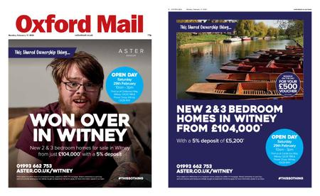 Oxford Mail – February 17, 2020