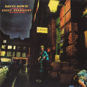 David Bowie - The Rise and Fall of Ziggy Stardust and the Spiders from Mars 2003 (1972) [Reissue 2003] PS3 ISO + Hi-Res FLAC