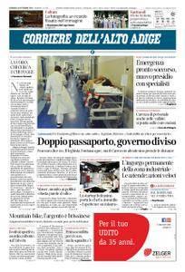 Corriere dell'Alto Adige – 09 settembre 2018