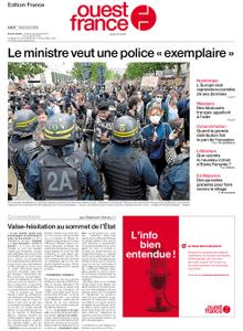 Ouest-France Édition France – 09 juin 2020