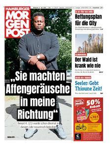 Hamburger Morgenpost – 08. Juli 2020