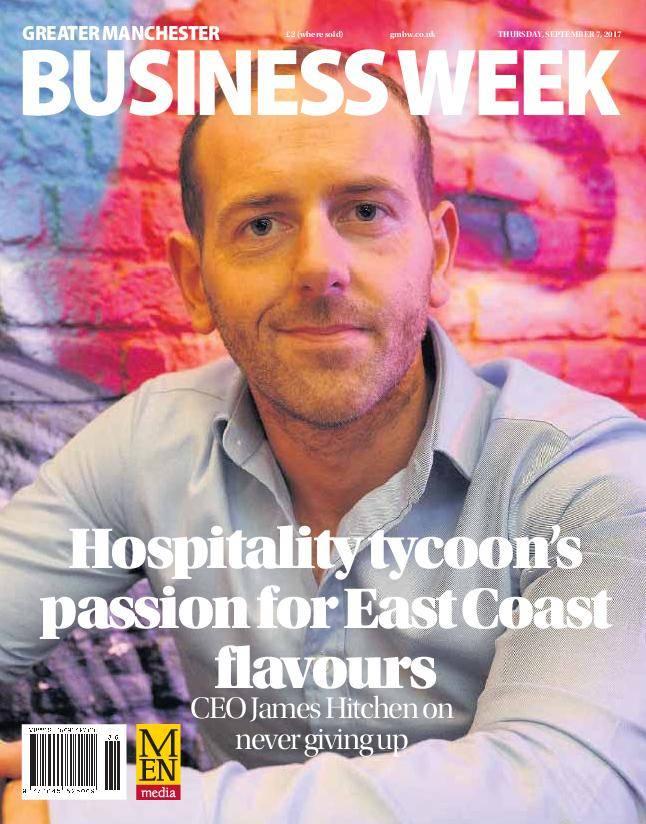 Greater Manchester Business Week – September 07, 2017