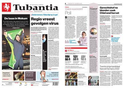 Tubantia - Hengelo – 18 februari 2020