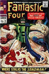 Fantastic Four 061 HD Apr 1967