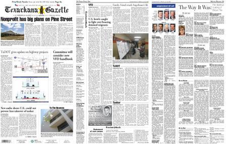 The Texarkana Gazette – July 22, 2019