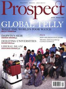 Prospect Magazine - January 2003