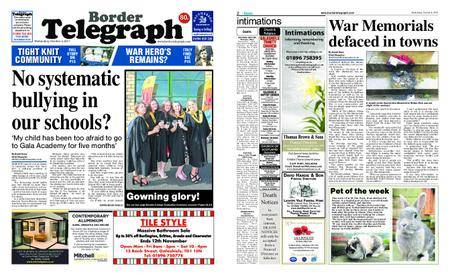 Border Telegraph – October 04, 2017
