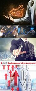 Photos - Businessman with Arrows 68