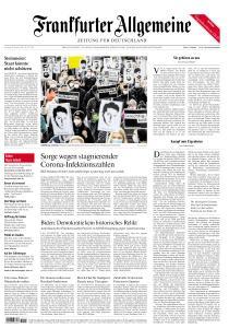 Frankfurter Allgemeine Zeitung - 20 Februar 2021