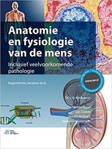 Anatomie en fysiologie van de mens: Inclusief veelvoorkomende pathologie