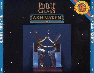 The Stuttgart State Opera Orchestra & Chorus, Soloists, Dennis Russell Davies Philip Glass: Akhnaten (1987) 2CDs [Re-Up]