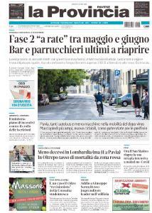 La Provincia Pavese - 27 Aprile 2020