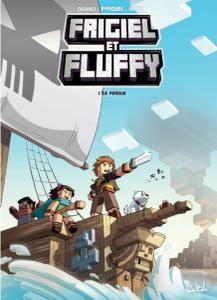 Frigiel et Fluffy - Tome 5 2019