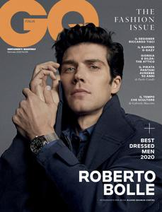 GQ Italia – gennaio 2020