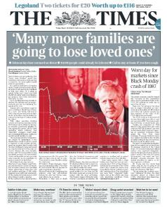 The Times - 13 March 2020