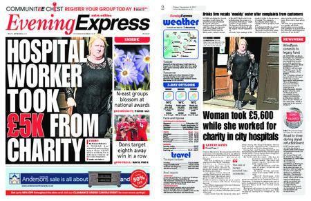 Evening Express – September 08, 2017