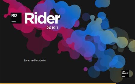 JetBrains Rider 2019.1.1 (x64)