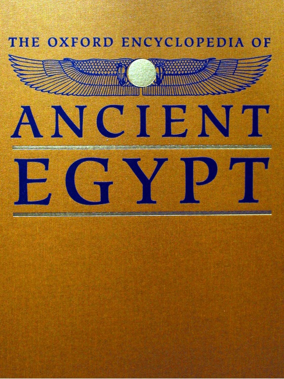 The Encyclopedia of Ancient Egypt: A-F ( vol 1 )