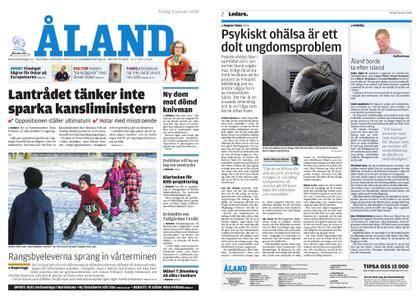 Ålandstidningen – 09 januari 2018