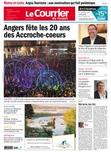 Le Courrier de l'Ouest Angers – 07 septembre 2019