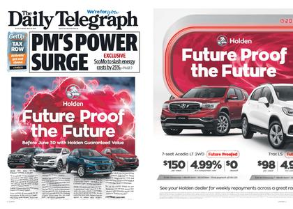 The Daily Telegraph (Sydney) – May 10, 2019