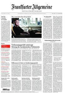 Frankfurter Allgemeine Zeitung F.A.Z. - 06. Oktober 2017
