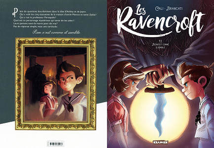 Les Ravencroft - Tome 2 - Rien N'est Comme Il Semble