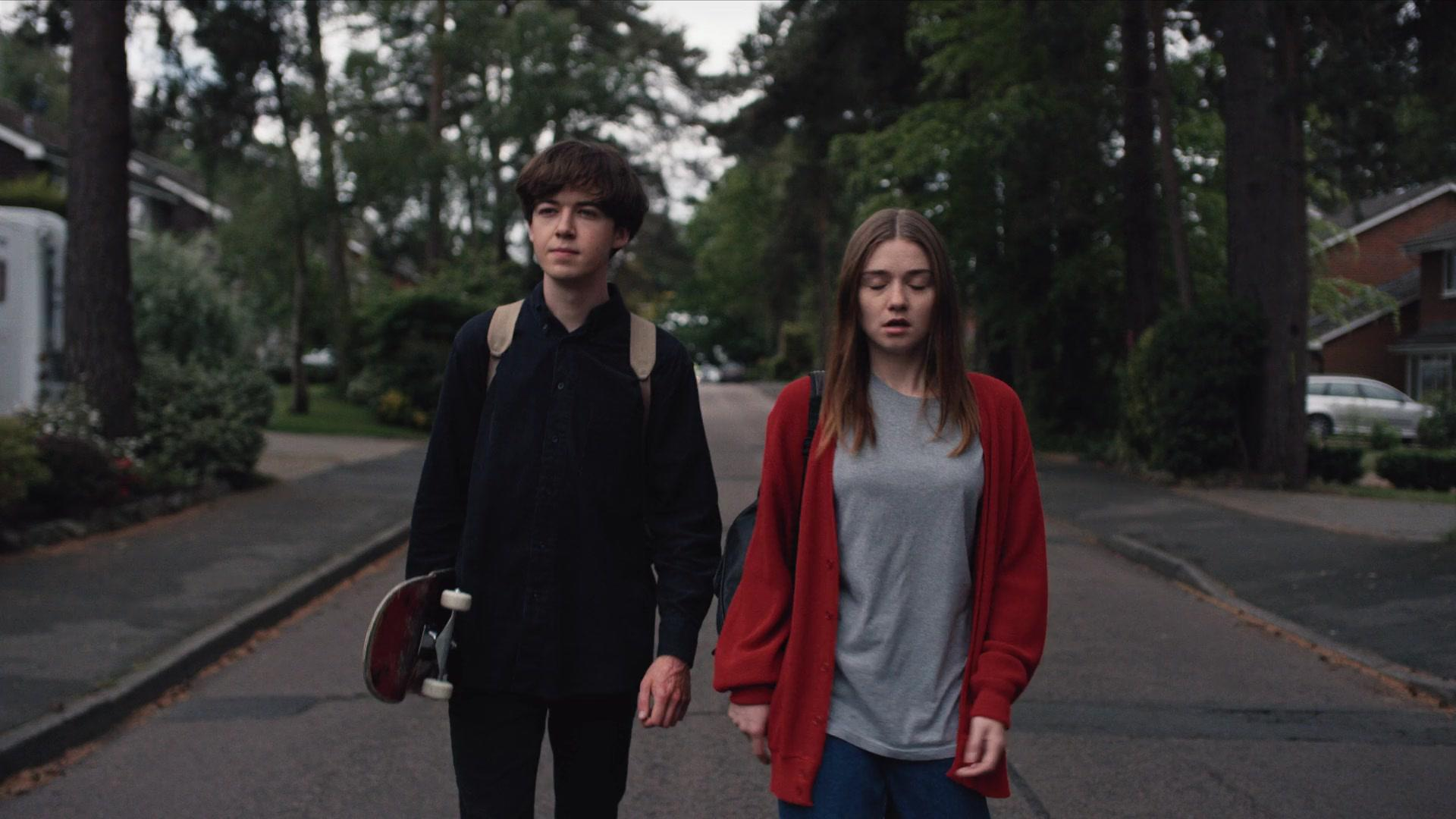 The End of the F***ing World S01