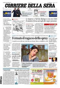 Corriere della Sera – 10 dicembre 2018