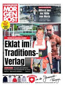 Hamburger Morgenpost – 10. September 2020