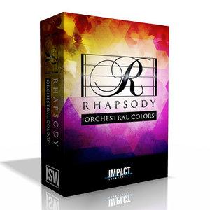 Impact Soundworks Rhapsody Orchestral Colors KONTAKT
