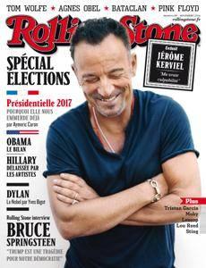 Rolling Stone France - novembre 2016