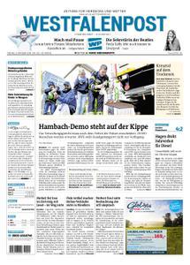 Westfalenpost Wetter - 05. Oktober 2018