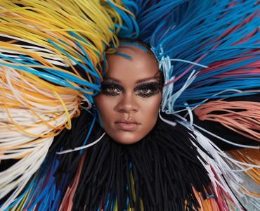 Rihanna by Dennis Leupold for Harper's Bazaar US May 2019