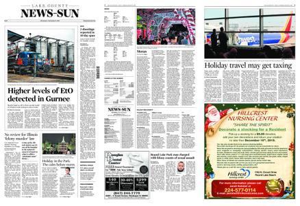 Lake County News-Sun – November 27, 2019