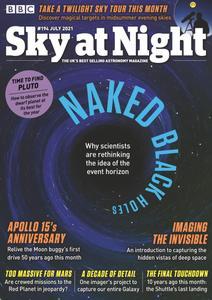 BBC Sky at Night - July 2021