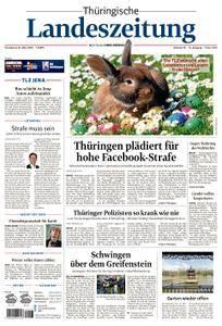 Thüringische Landeszeitung Jena - 31. März 2018