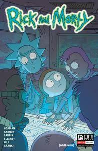 Rick and Morty 009 2015 Digital AnHeroGold-Empire