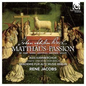 René Jacobs - J.S. Bach: St Matthew Passion (Édition 5.1) (2013) [Official Digital Download MCH 24/96]